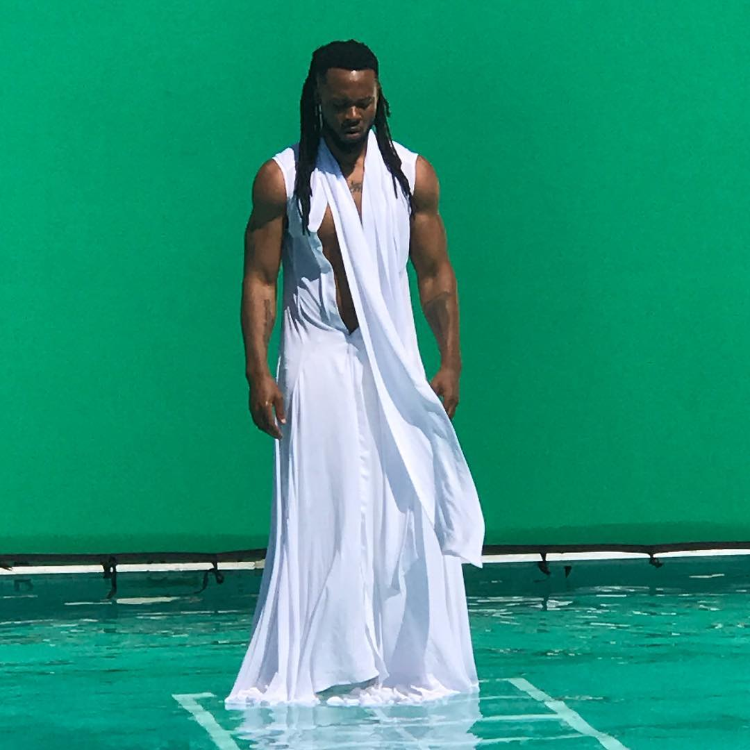 Singer, Flavour is thankful as he celebrates birthday today (photo)