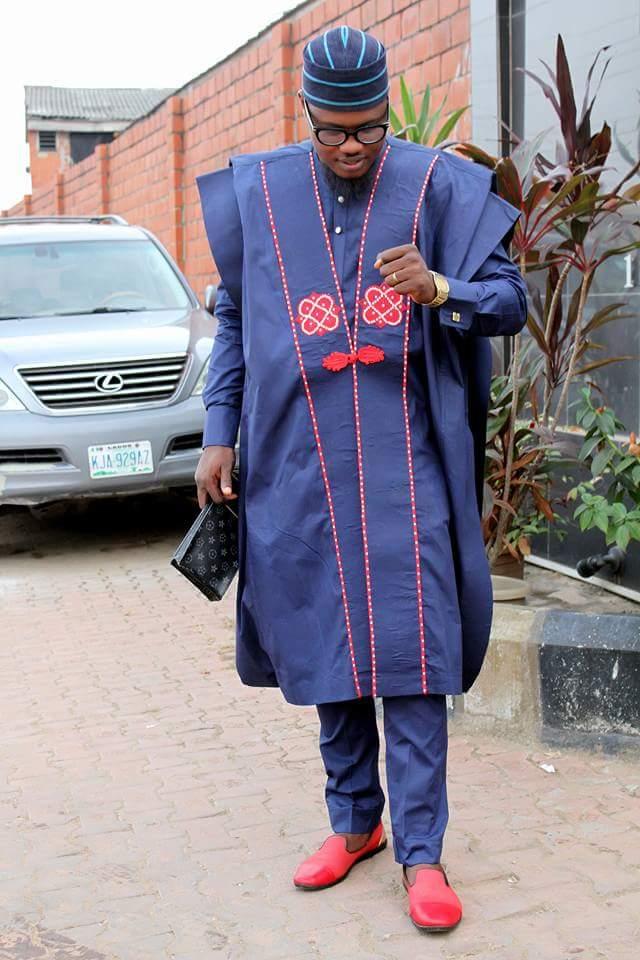 Nigerian Tailors strike swiftly as they re-create knockoff version of Ebuka-Obi-Uchendu