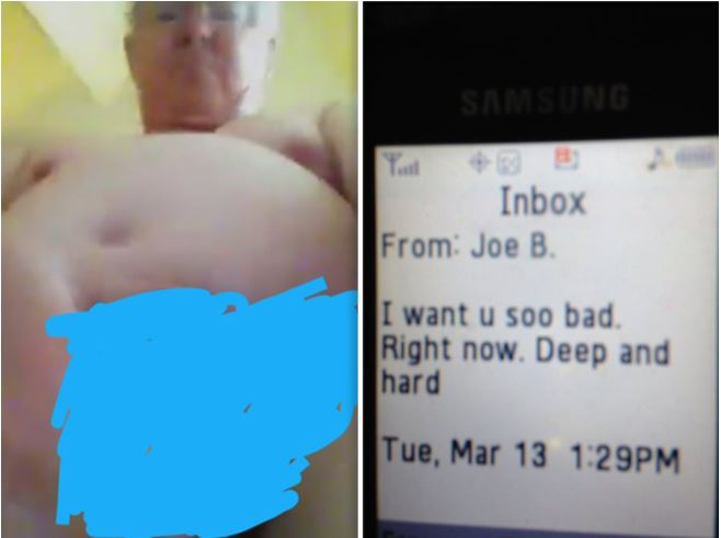 US Congressman Joe Barton exposed on Twitter for sending his nude and sexting a woman (Photo)