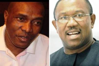 'Apologise on pages of 5 newpapers within one week or I will expose you- Anambra PDP BoT, Chris Uba, threatens ex-governor Peter Obi