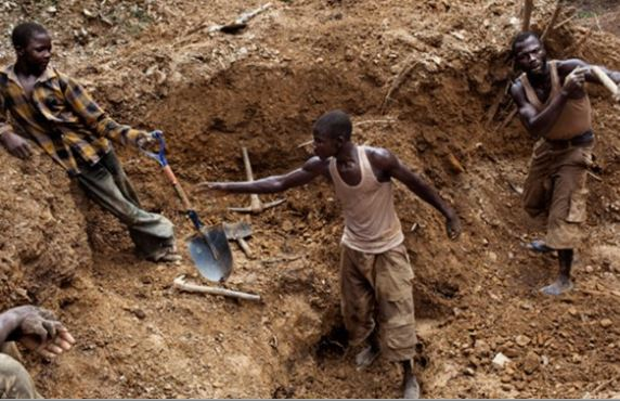 In 2-years,?Nigeria lost?N3.23trillion ($9billion)?to Illegal mining