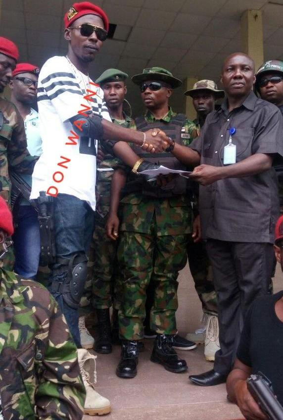 Photos: Army recovers more corpses, skulls from den of former militant leader, General Don Wanni