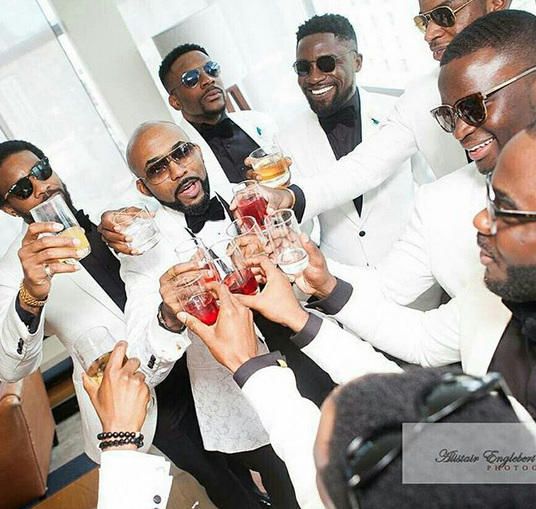 #BAAD2017: Lovely photo of BankyW