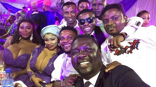 #ON2017: More photos of the busty ladies at Oritsefemi and Nabila