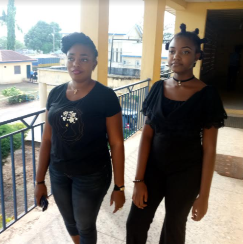 Final word on the unfortunate Regina Daniels/Frances blackmail story