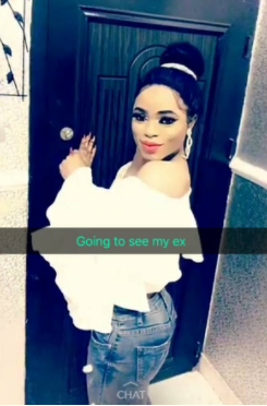 Bobrisky reveals he will cheat on his bae tonight with his ex after bae didn