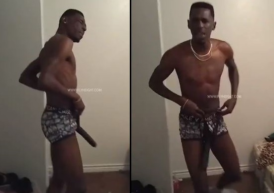 Man catches his friend having sex with a girl with giant Strap-on dildo, his reasons will leave you in stitches. (Video)