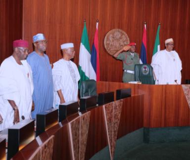 ?Accept my sympathy? President Buhari tells APC