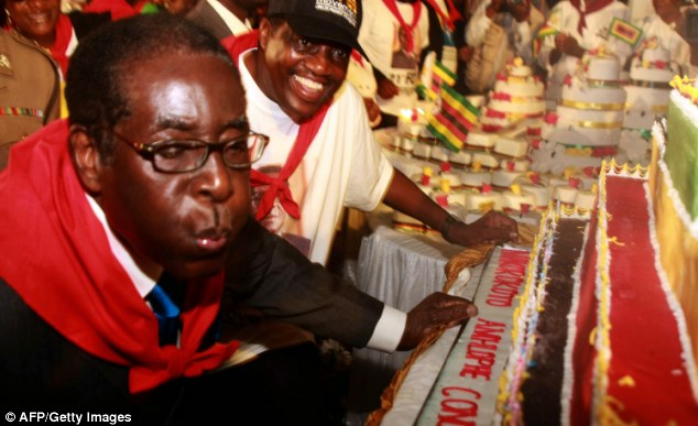 Zimbabwe declares Mugabe?s birthday a public holiday