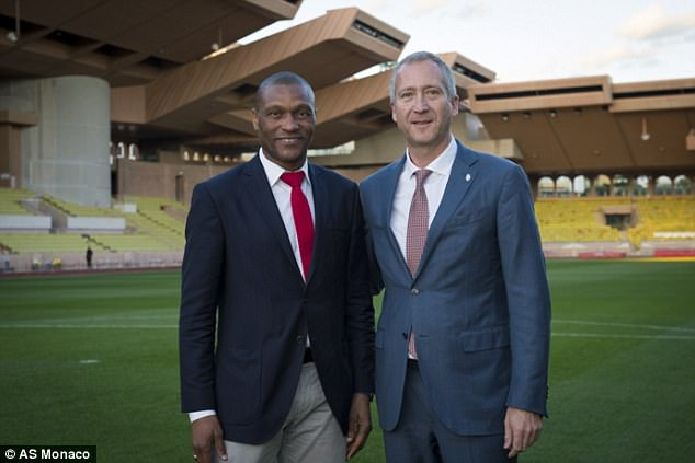 Nigerian transfer guru Emenalo appointed sporting director at Monaco, just 21 days after leaving Chelsea?