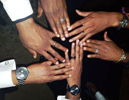 ?6 Rings on our fingers, We all champions? - BankyW