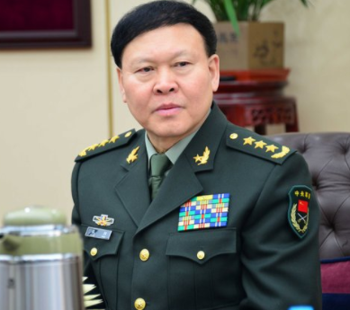 Chinese General commits suicide following corruption investigation
