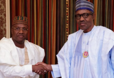 Adamawa state governor meets with President Buhari, vows never to leave APC like Atiku