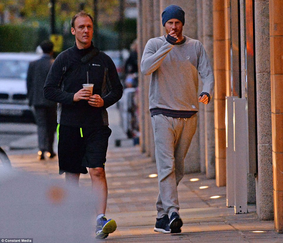 Prince Harry Wedding Date.Prince Harry Spotted Leaving The Gym After Wedding Date Is Announced