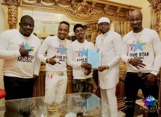 Skiibii parts ways with Five Star Music after 3 years