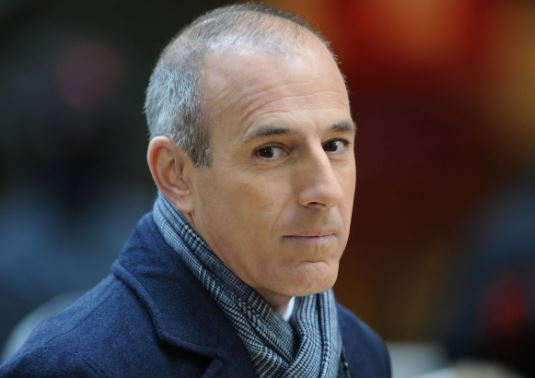 NBC host Matt Lauer fired for ?inappropriate sexual behaviour in workplace? and President Trump reacts
