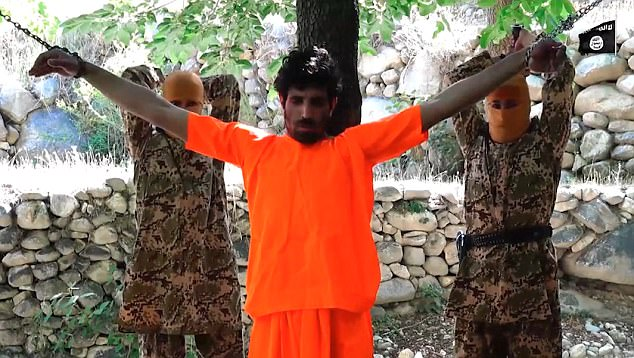 Sickening video shows ISIS children execute a
