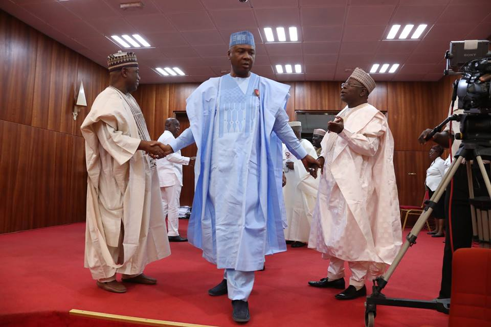 """Its a slap in the face if Nigerians can be treated in this manner"" - Senate reacts to Libya Slave trade"
