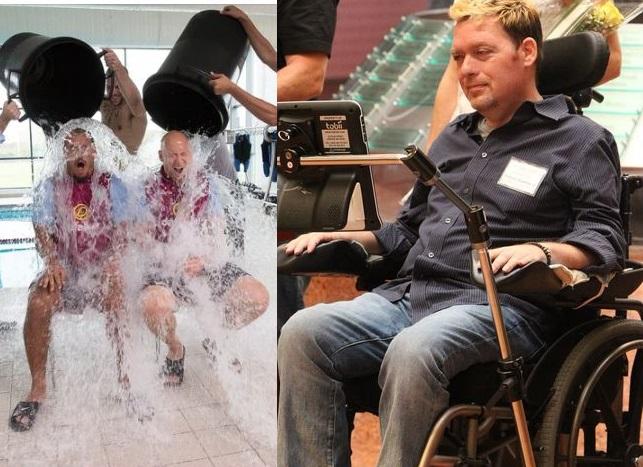 Man who inspired ALS Ice Bucket Challenge dies at Age 46