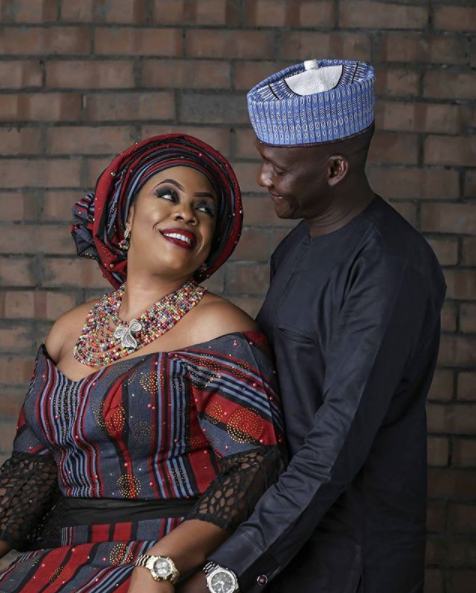 Zonal PPRO, Dolapo Badmus set to wed on Dec 1st. See her beautiful pre-wedding photo
