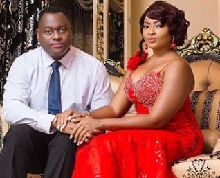 Nollywood actress, Naomi Nkechi Emmanuel aka Nurse Titi set to wed, see her beautiful pre-wedding photos