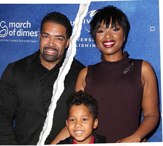 Jennifer Hudson gives her ex-fianc? David Otunga 2-weeks to move out with their son