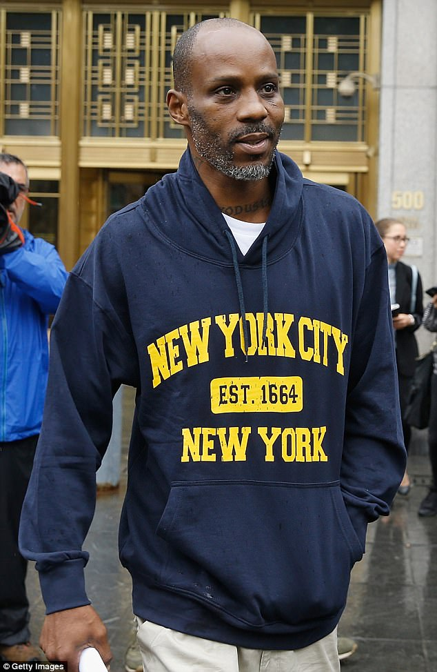 DMX pleads guilty to tax evasion, faces up to five years in prison