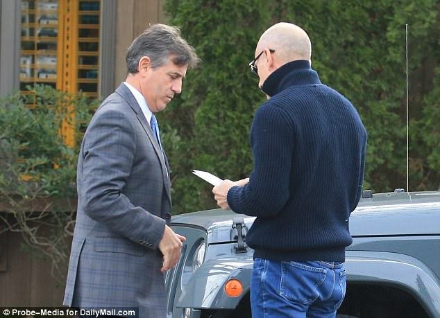 Disgraced NBC host, Matt Lauer trying to get a $30M payout for being fired