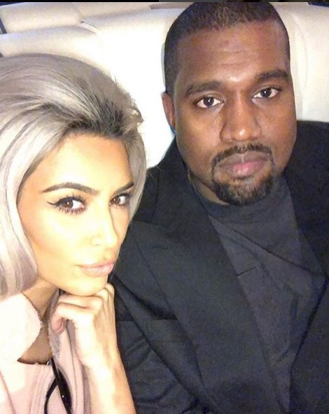 Photos/Video: Kim Kardashian and Kanye West attend Chrissy Teigen