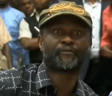 Video: Watch Fugitive, Abdulrasheed Maina
