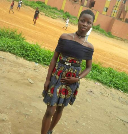 Missing Person: 15-year old?Amaka Constance Ogbugo