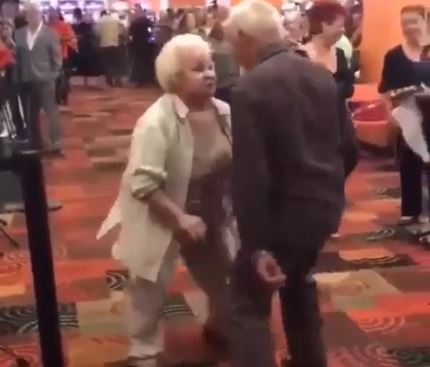 Video: These Grannies are serving us future relationship goals (Must Watch)