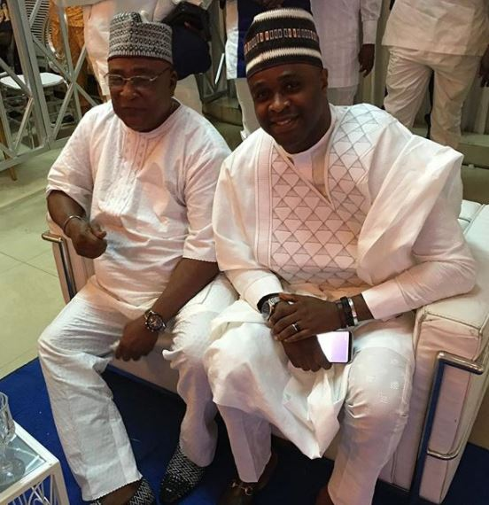 Photos: Ooni of Ife, K1, Sunny Ade others turn up for Pasuma