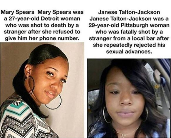 Sad stories of 12 women who have been killed for saying No to their partners