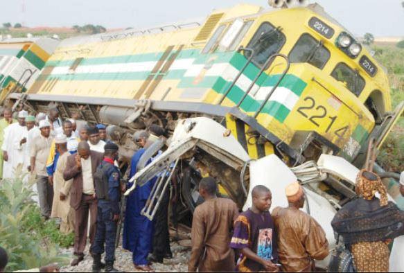 Fertilizer train heading to Kaduna derails in Ibadan