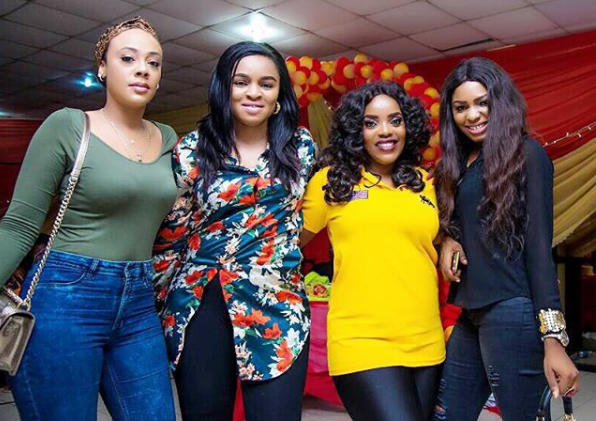 See the colorful photos from Empress Njamah birthday celebration with the less privileged