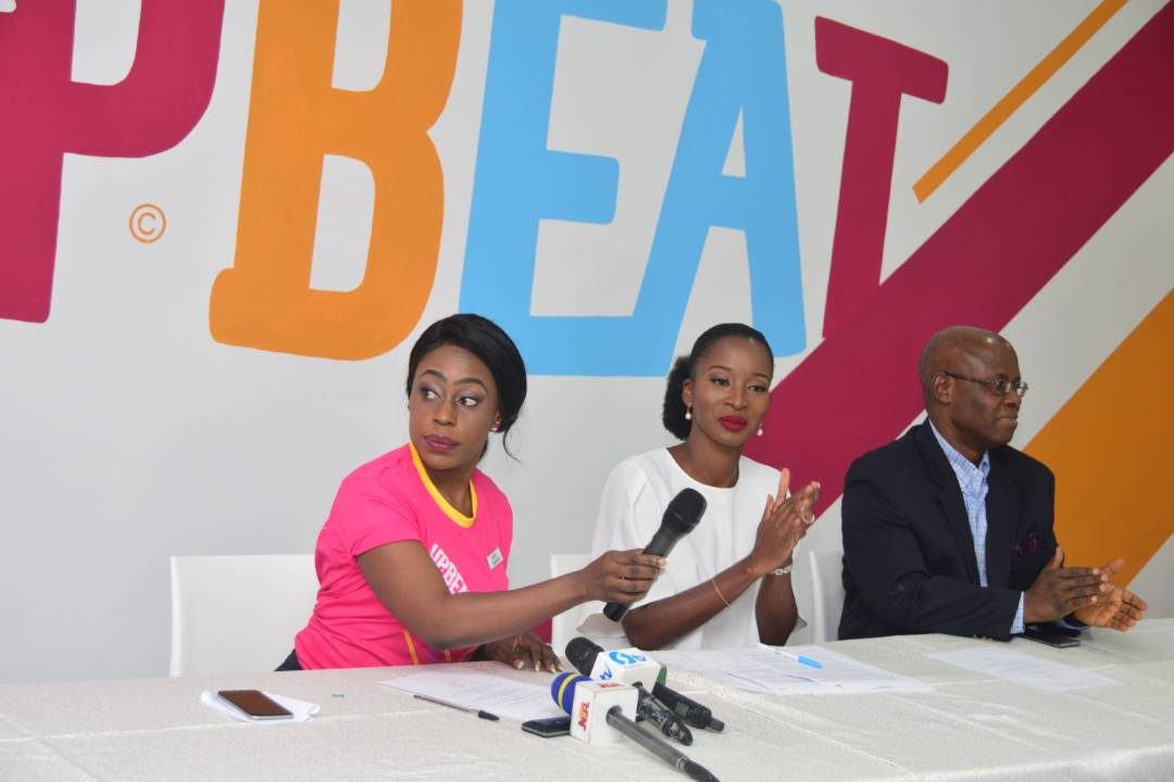 Upbeat launches recreation center in Lagos with West Africa