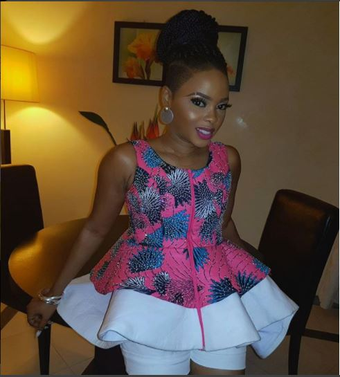 5a258afa51500 - Chidinma Ekile flaunts her stunning dress to Muni Festival in Equatorial Guinea (Photos)