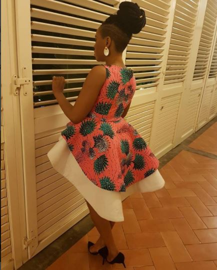5a258b79601c2 - Chidinma Ekile flaunts her stunning dress to Muni Festival in Equatorial Guinea (Photos)