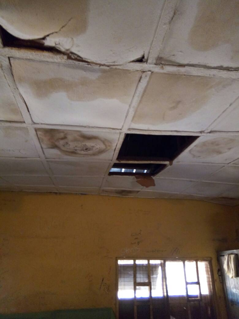 See the deplorable boarding conditions in a government school