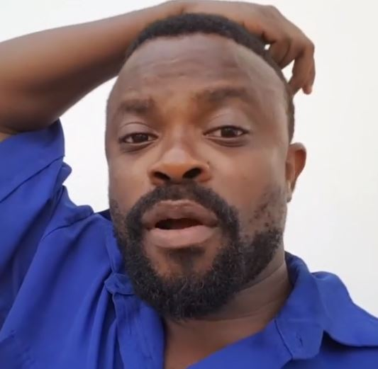 Video: Comic actor, Okon says
