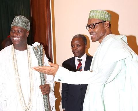 President Buhari and Ooni of Ife to host Nigerian?Young Entrepreneurs in Abuja