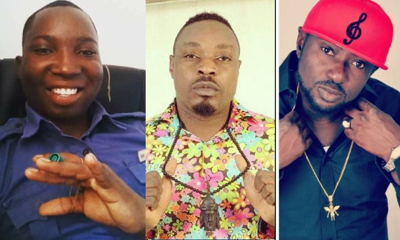 Nigerian Naval Officer calls out Eedris Abdulkareem & Black Face on Facebook, says they need