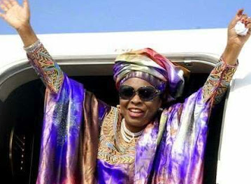 Court unfreezes 16 accounts belonging to former first lady, Patience Jonathan