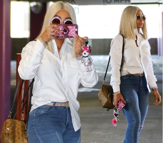 Blac Chyna sued for using her photo in sponsored Instagram post