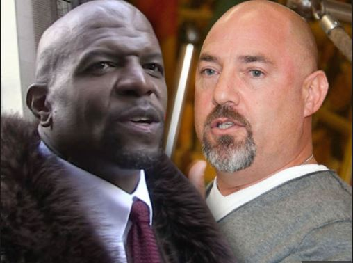 Actor Terry Crews sues Hollywood agent who allegedly groped him?