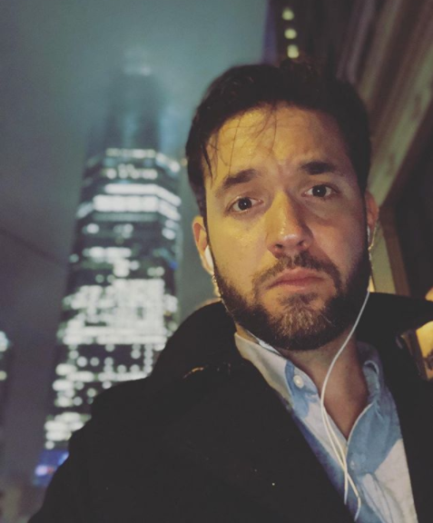 """""""Just missing my girls"""": Alexis Ohanian pines for Serena Williams and their daughter while away from home"""
