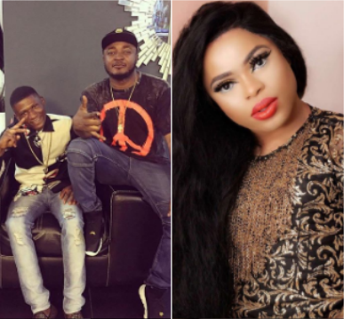 Bobrisky still ranting on IG, shares screenshots of his chats with Mc Galaxy