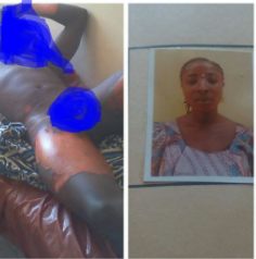 School cleaner scalds her husband with hot water while arguing about socks in Abuja