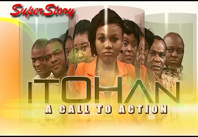 Slave Trade Crisis: Superstory brings back Itohan